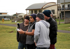 UAV (Drone) filmmaking workshop